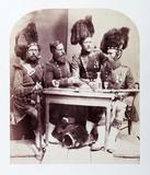 'Highlanders', 1856.