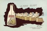 'Le Peril Blanc - Le Lait Falsifie', c 1910.