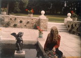 Christina by the pond, c 1913.