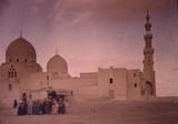 Cairo: The sepulchral Mosque Kait Bai