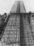 Bankside Power Station under construction, London, 29 August 1952.