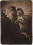The Maternal Kiss, 1908.