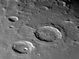 Atlas and Hercules Craters, 2 September 2004.