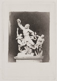 Statue of 'Laocoön and his Sons', c 1853.