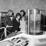Doctor Who at the Science Museum, December 1972.