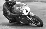 Motorcycle race, Oulton Park, Cheshire, September 1970.