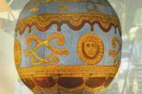Montgolfier balloon, 1783.