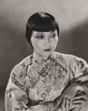 Anna May Wong, 1934.
