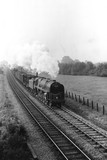 Lapworth Station, Worcestershire, September 1964.