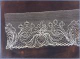 Lace, c 1839.