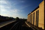 Harrogate Station, North Yorkshire, July, 2007.