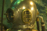 Deep-sea diver, Science Museum, London, 2007.