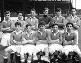 Manchester United's youth team, England, c 1950s.