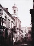 'View in Strade Forni', Malta, 1840-1877.