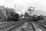 Fish train, Kyle of Lochalsh, Scotland, 1 October 1948.