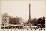 """""""Trafalgar Square, c 1890."""""""