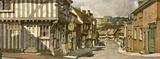 """""""Saffron Walden, Essex, BR (ER) carriage print, 1948-1965."""""""