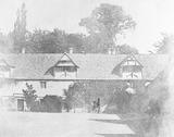 """""""Lacock Abbey, Wiltshire, c 1841-1844."""""""