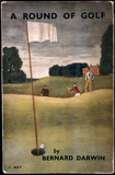 A Round of Golf', LNER guidebook, c 1920s.