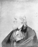"""Signor Sentura, 1853. """