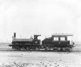 """Shunting tank engine, 1897."""