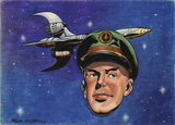 Dan Dare - Pilot of the Future by Frank Hampson