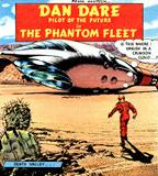 The Dan Dare Comic Strip Experience – Panel One