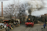 Pingdingshan Mine Railway, Henan province, China, 2005