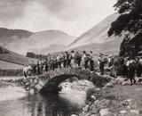 Girls' Outward Bound Course in Cumbria, 1954
