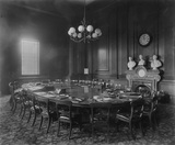 Board-Room Euston, 1897.