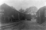 Welshpool and Llanfair Railway. Welshpool, Wales.