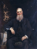 William Cawkwell, English railway manager, 1889.