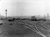 Toton, Chilwell Sidings.1910.