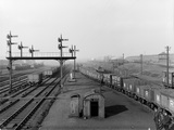 Toton, Old Bank Sidings, 1910.