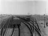 Looking towards Long Eaton, Toton, Meadow Sidings, 1910.