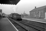 Chappell & Wakes Colne Station. England, 1949.