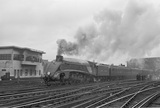 London North Eastern Railway (LNER) A4 Pacific 22.