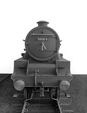 London Midland Scotland (LMS) locomotive no. 5684 'Jutland' Jubilee class 4-6-0, 28th January 1936. DY_20774.