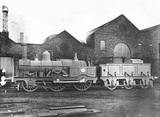 South Eastern Railway  (SER) Cudworth locomotive no.225 class E.