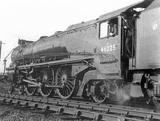 London Midland Scotland (LMS) locomotive no. 46225 'Duchess of Gloucester' (McNair).