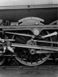 London Midland Scotland (LMS). Locomotive no. 5595 'Southern Rhodesia' Jubilee class 4-6-0, 15th June 1936. DY_21168.