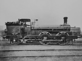 Great Northern Railway  0-4-2WT locomotive no. 274, (LGRP, LGRP_4807).