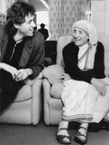 Bob Geldof  and Mother Teresa