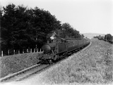 GWR 4575 class locomotive at Ackland Cross.