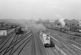 British Rail Deltic diesel locomotive
