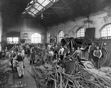 Gateshead Works, Tyne & Wear, c.1910.