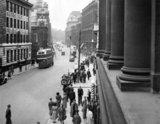 Cross Street, Manchester 1949