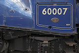 Sir Nigel Gresley Cab Number