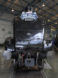 Sir Nigel Gresley 60007 Front On