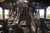 Sir Nigel Gresley Cab Interior
